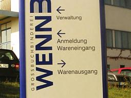 Wennberg Pylon